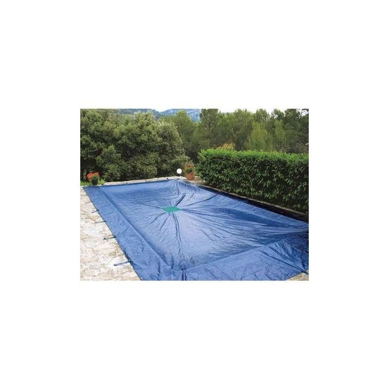 Bache a piscine interesting enrouleur mobile double axe for Nettoyer bache piscine