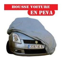 Housse voiture en PEVA 500×180×120cm
