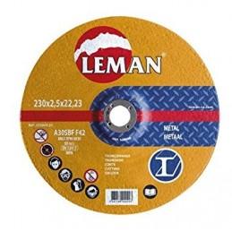 5 disques 125mm métal