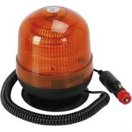 Gyrophare 18 LED aimanté