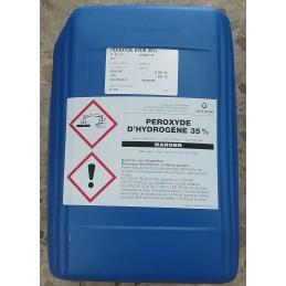 Peroxyde d'hydrogène 35% 20 Litres