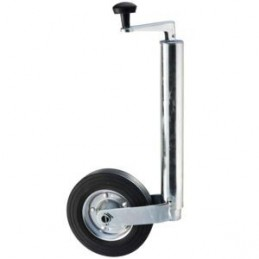 Roue jockey 200mm