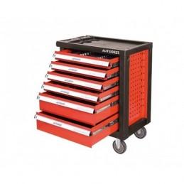 Servante équipée 7 tiroirs 172 outils