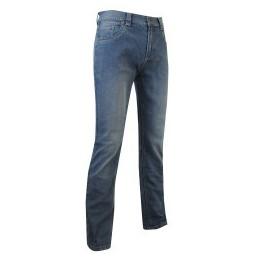 Jeans extensibles bleu