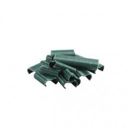 Agrafes galvanisée ou plastifiée 16mm