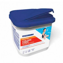 Chlore choc pastille 20g 5kg