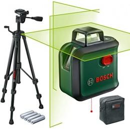Niveau laser 360° vert