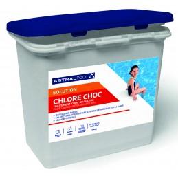 Chlore choc granulé 1kg